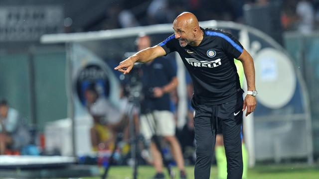 Inter ko, Spalletti: