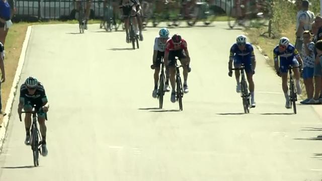 BinckBank Tour: Mühlberger se lleva la sexta etapa atacando en la casa de Dumoulin