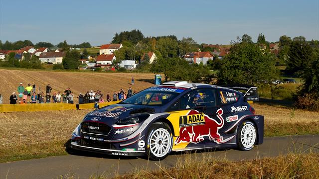 Ogier admits he nearly gave up on Turkey repair