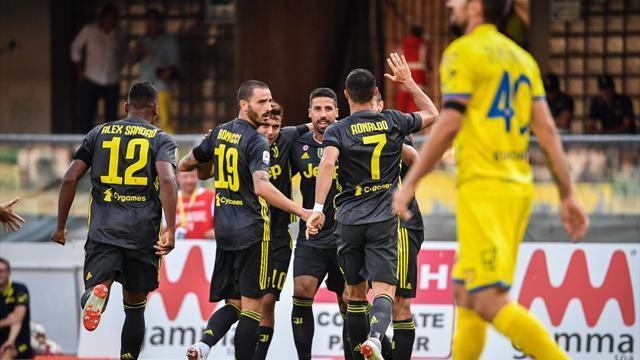 Juventus-Chievo: probabili formazioni e statistiche
