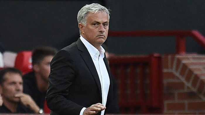 Jose Mourinho has failed to improve United after the misery of David on