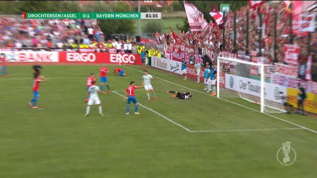 Lewandowski qualifie le Bayern après un festival de Ribéry
