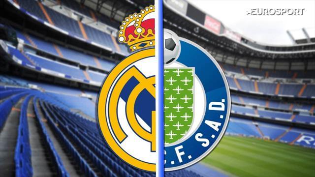 LaLiga: La previa en 60 segundos del Real Madrid-Getafe (22:15)