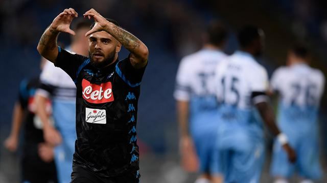 Le Napoli d'Ancelotti démarre du bon pied