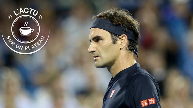 Federer, L1, Messi, Real Madrid : l'actu sur un plateau