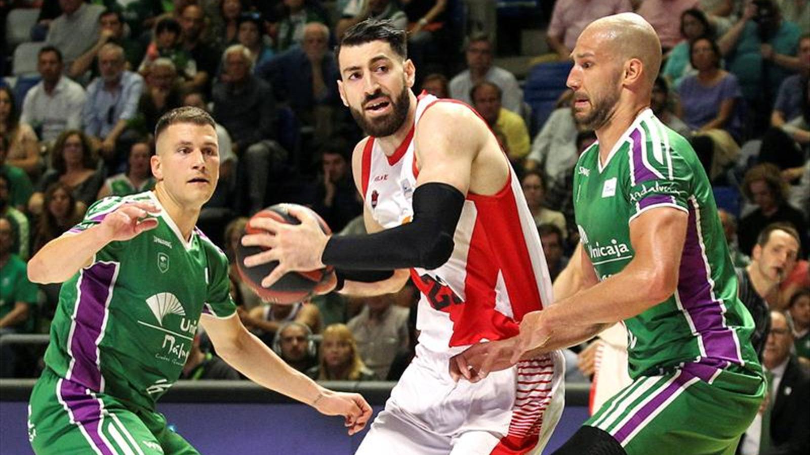 The Kirolbet Baskonia renews Tornike Shengelia until 2022 - Basketball