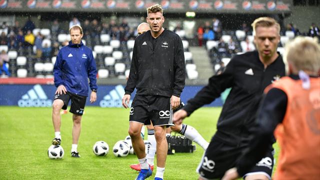 Derfor spiller ikke Bendtner