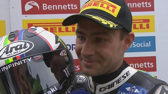 'I can't ask for any more!' - Haslam reacts to cutting through field