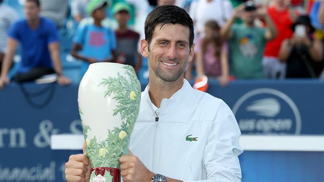 Джокович победил Федерера и стал первым игроком в истории, взявшим все 9 «Мастерсов»