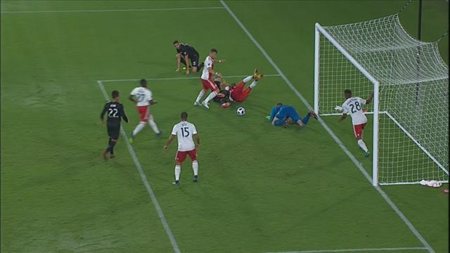 MLS: DC United-New England 2-0, gli highlights
