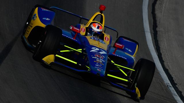 VIDÉO | Grave accident en IndyCar: le GP de Pocono interrompu, Wickens hospitalisé