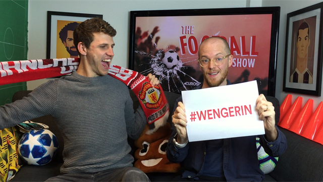 The Football Show: United need to sack Jose - but could Wenger come in?