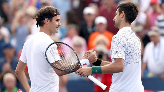 Federer et Djokovic ont rendez-vous en quarts !
