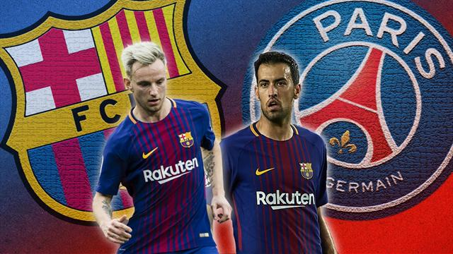 Euro Papers: PSG raid Barcelona again… this time for TWO players