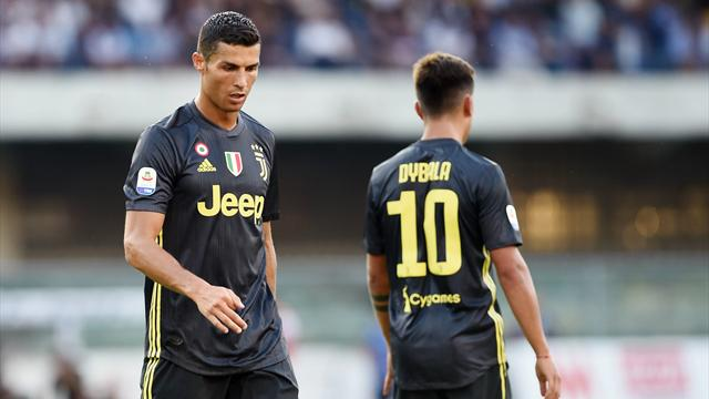 Cristiano Ronaldo e la prima con la Juventus: il problema non è il ruolo, ma l'intesa