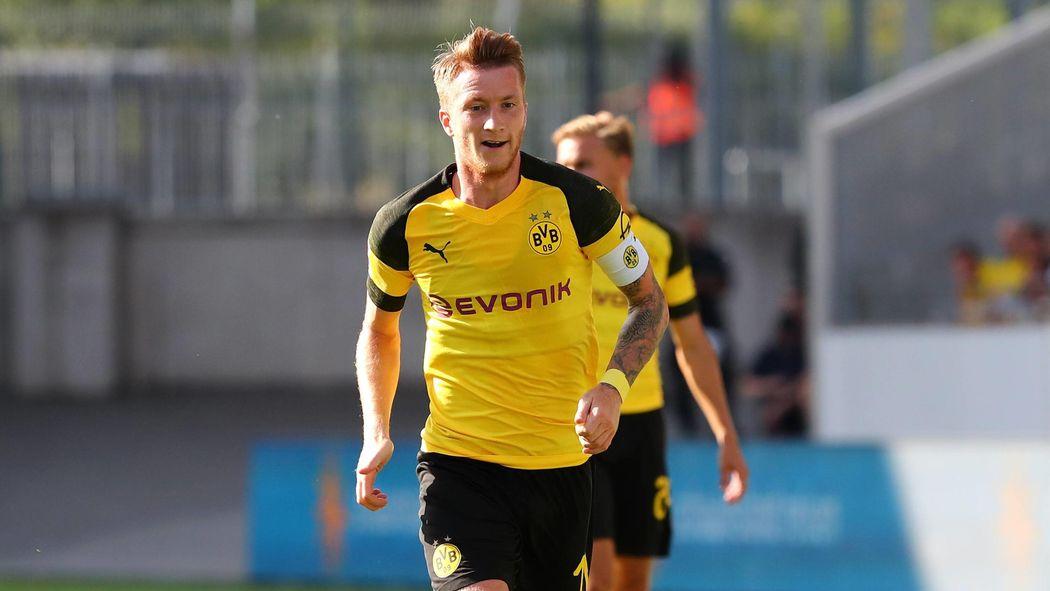 Dfb Pokal 1 Runde Spvgg Greuther Furth Borussia