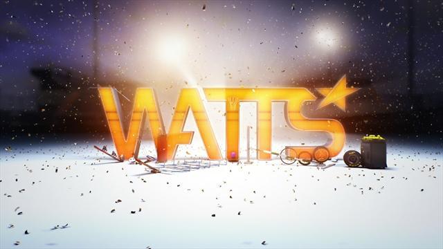 Watts: Crashes, smashes and biddons
