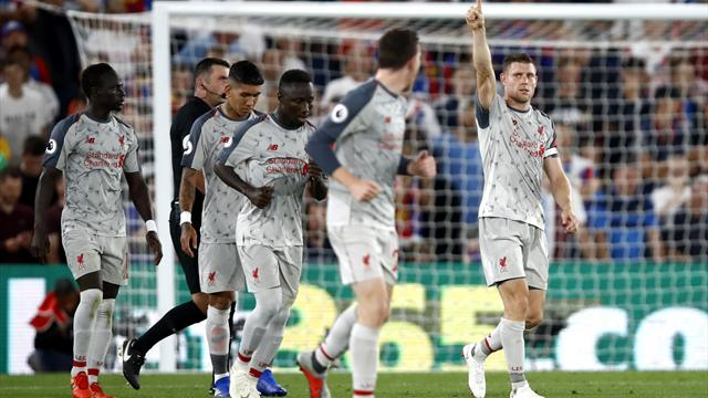 Liverpool garde le rythme