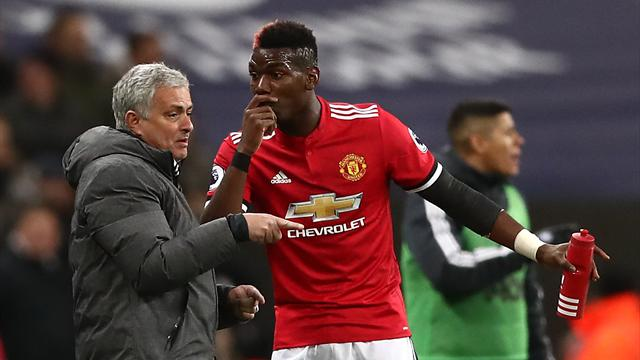 Jose Mourinho tells Paul Pogba he will never captain Manchester United again