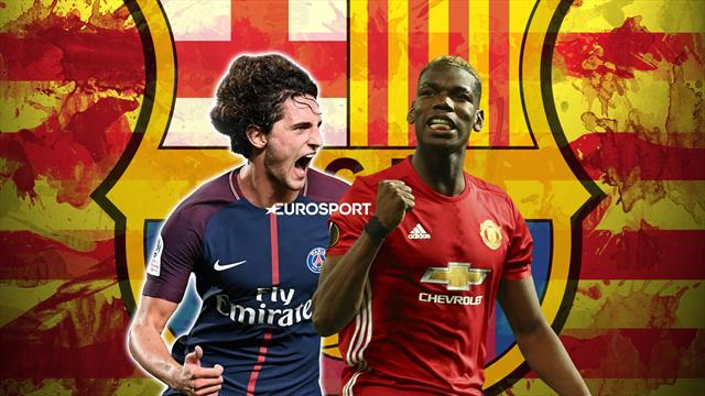 Euro Papers: Barca's Rabiot deal means Pogba stays in Manchester