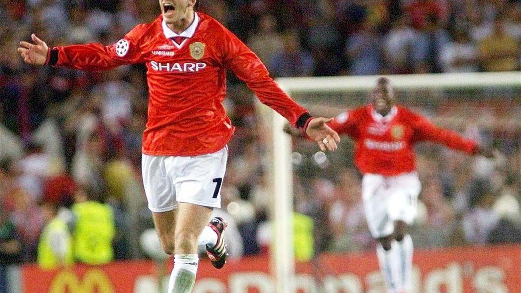 David Beckham To Be Honoured By UEFA