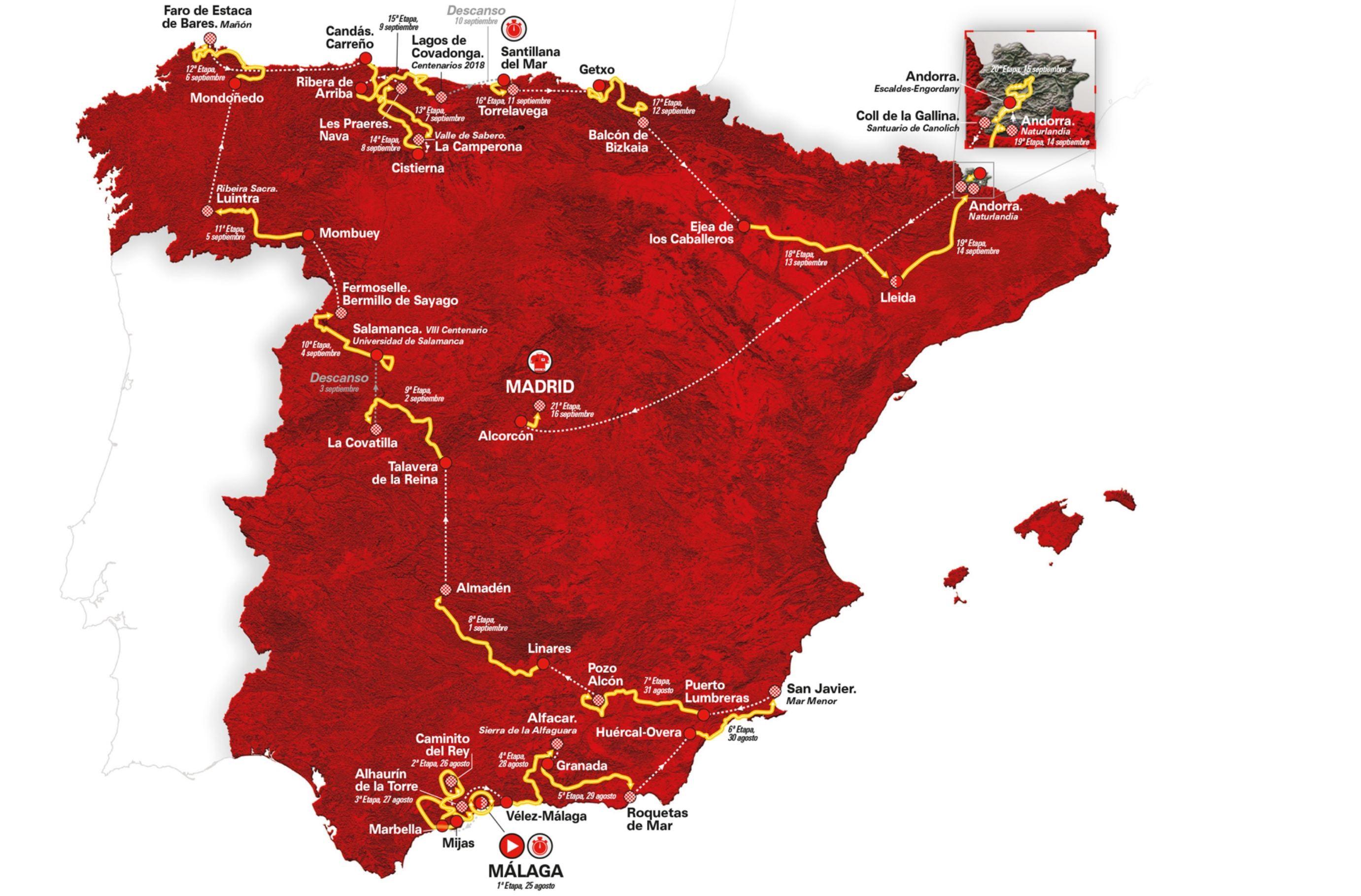 Vuelta a España 2402287