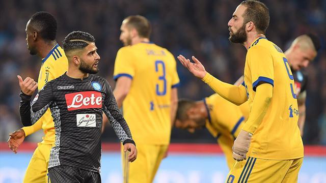 Il Napoli batte 3-2 il Milan in rimonta