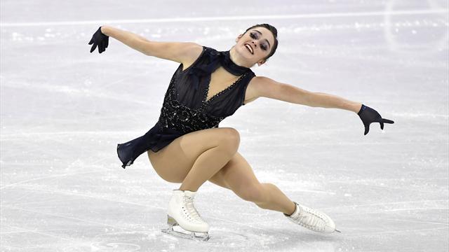 Eiskunstlauf: Weltmeisterin Osmond legt Wettkampfpause ein