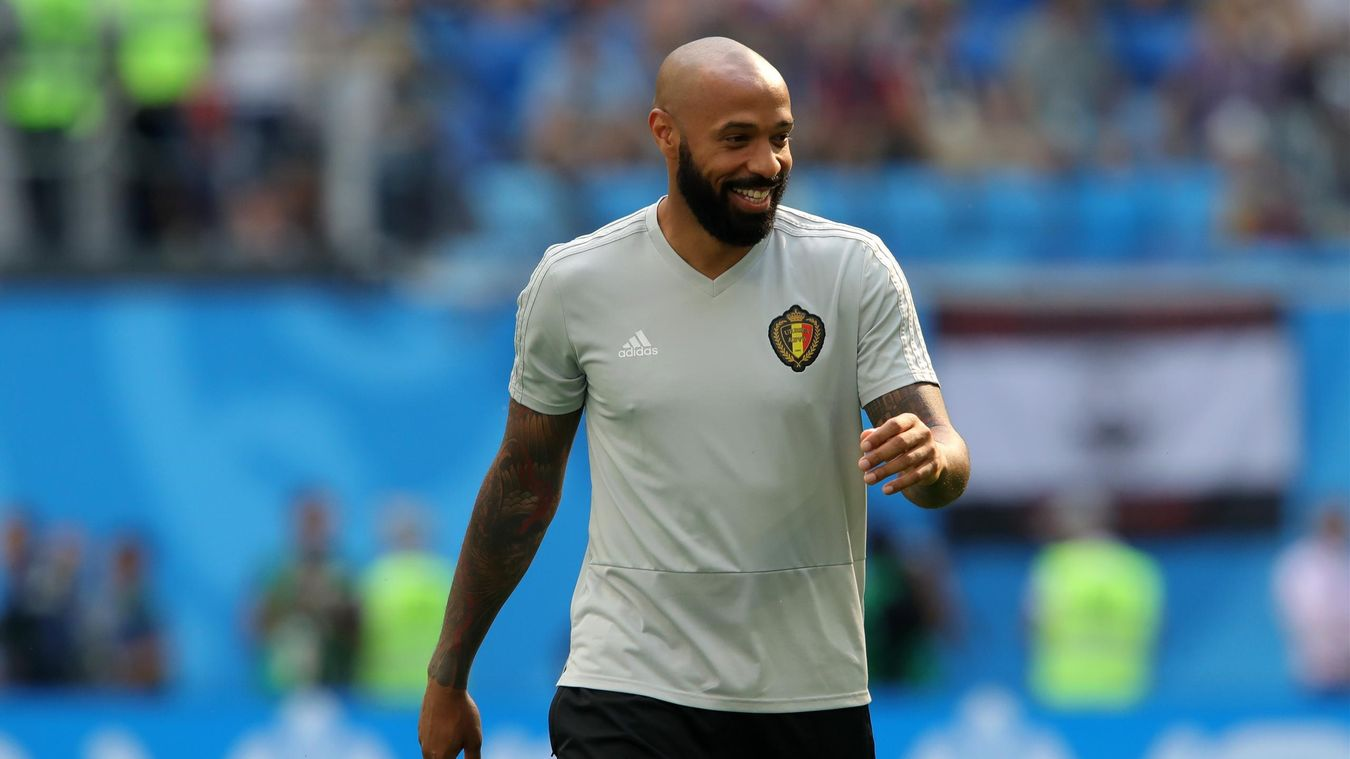 France: Thierry Henry nommé entraîneur de l'AS Monaco