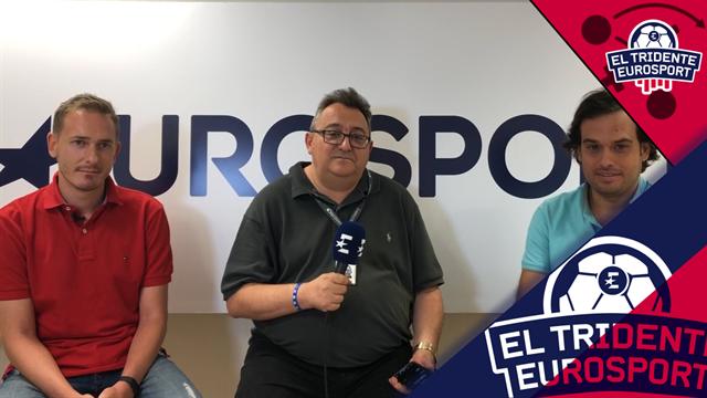 """El Tridente Eurosport: """"Con el VAR será imposible ver goles en fuera de juego"""""""