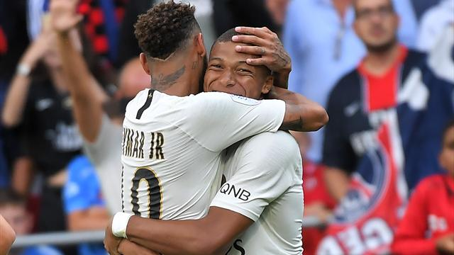 Paris Saint-Germain could be forced to sell Neymar or Kylian Mbappé