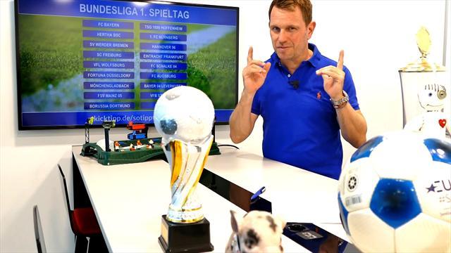 #SotipptderBoss: BVB mit Fehlstart gegen Leipzig