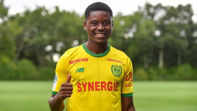 Limbombe devient le joueur le plus cher de l'histoire de Nantes