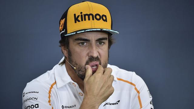 """""""Daran sieht man, wie übel die Formel 1 ist"""": Heftige Kritik von Alonso"""