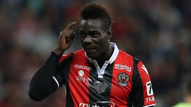 'I'd like to slam Balotelli up against the wall' - Vieira