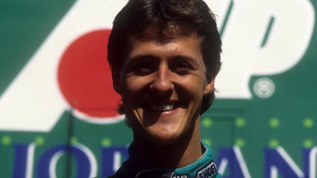 Gas lacrimogeno e un pilota arrestato: lo strano incidente che segnò l'esordio di Michael Schumacher