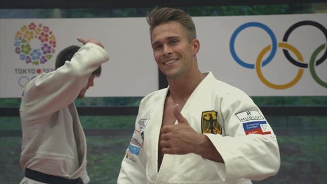 'Why I torture myself' – 24 hours with world judo champion Alexander Wieczerzak