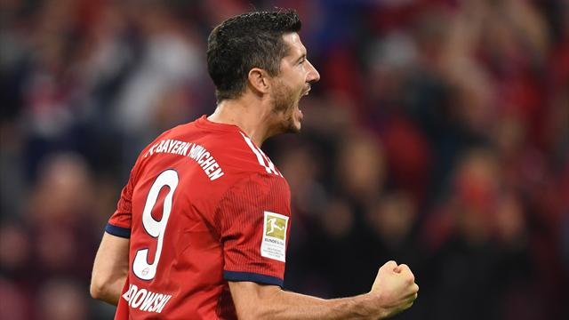 Sauvé par ses cadres, le Bayern en a bavé