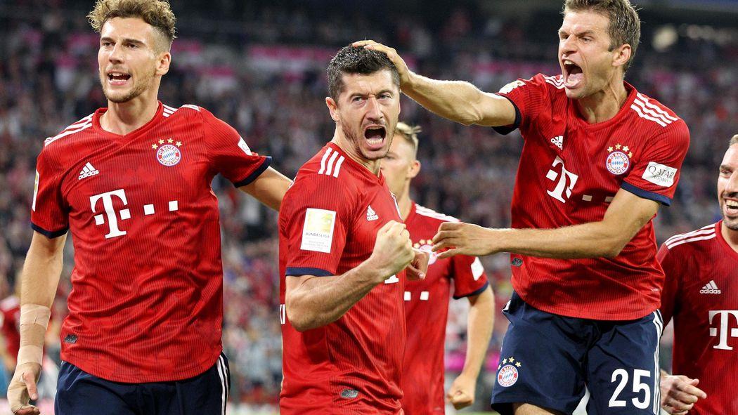 Vfb Stuttgart Fc Bayern Munchen Heute Live Im Tv Und Im