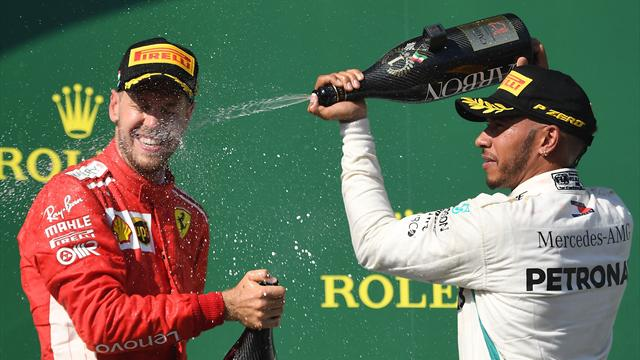 The next F1 world champion will be…