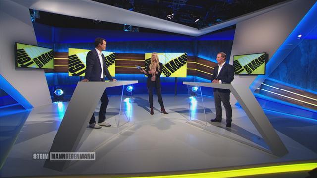 Löw-Entscheidung und Meisterkampf: Vogts und Berthold im Duell Mann gegen Mann