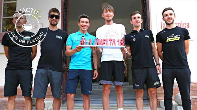 OL, Coman, Vuelta, Top 14 : L'actu sur un plateau