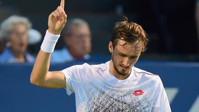 Не пропусти полуфинал Медведева в Роттердаме на Eurosport 2