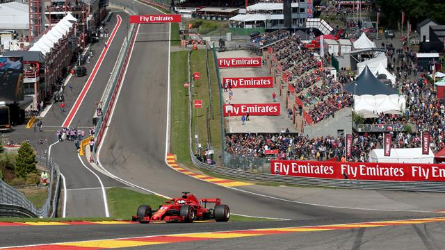 """Vettel : """"Ce n'était peut-être pas été aussi calme qu'il aurait fallu"""""""