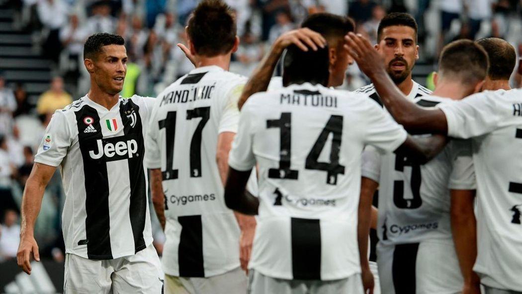Champions Calendario Juve.Juventus Calendario E Orari Del Girone Di Champions 2018 19