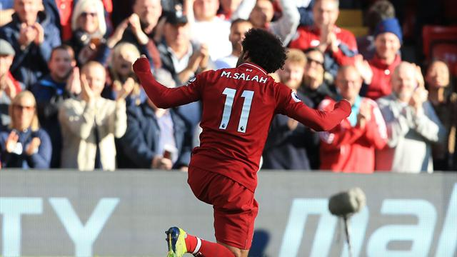 Liverpool, toujours sans faute