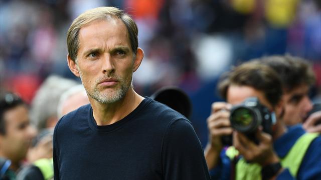 Tuchel : «La sortie de Cavani face à Lyon ? C'était une obligation de penser à l'équipe»