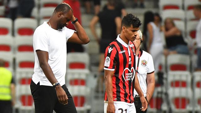 Vieira : «On manque de caractère, de personnalité et d'agressivité»