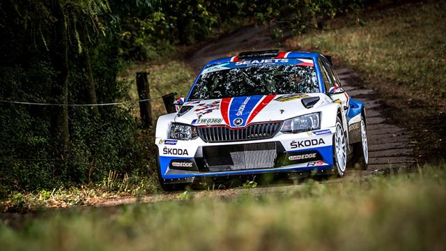 All change for ERC Zlín podium places!