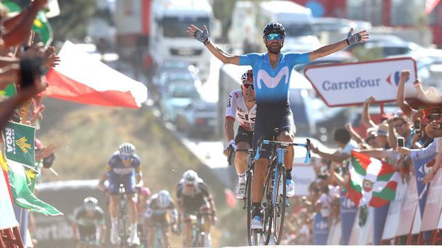 Valverde infila la Decima al Caminito del Rey! Kwiatkowski maglia rossa, si stacca Nibali